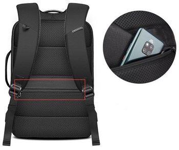 купить Kлассический деловой рюкзак Bange S-52 для ноутбука дo 15.6'' в Кишинёве