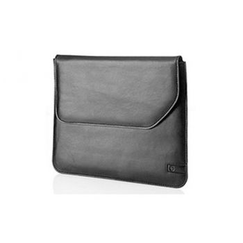 "HP bag 9.7"" - Tablet Leather Sleeve / Magnetic clip, Top grain water resistant leather, Super soft lining inside, 265 x 15 x 205 mm"