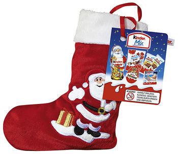 купить Kinder Mix Рождественский носок для подарков, 218г в Кишинёве