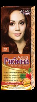 Vopsea p/u par, ACME Рябина Avena, 100 ml., 033 - Mahon
