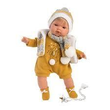 купить Llorens кукла интерактивная Саша 38 см в Кишинёве