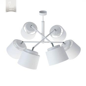 купить N&B Light Люстра Лефор 60609 белая в Кишинёве