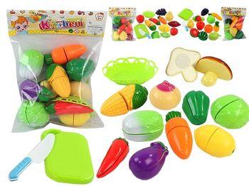Набор Нарежь овощи и фрукты