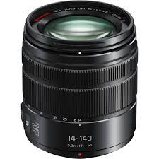 cumpără Lens Panasonic Lumix G Vario 14-140mm f/3.5-5.6 ASPH. POWER O.I.S. în Chișinău