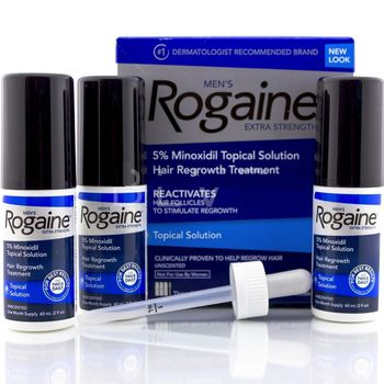Лосьон Rogaine Solution Men - 3 месяца