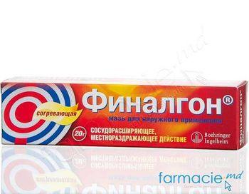купить Finalgon ung. 20g в Кишинёве