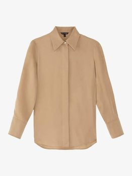 Блуза Massimo Dutti Беж 5159/534/303