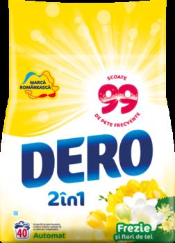 купить Dero Automatic Фрезия и Липa, 4 кг. в Кишинёве