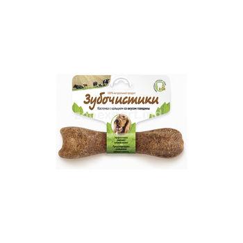 купить Зубочистки для собак средних пород со вкусом говядины  95 gr в Кишинёве