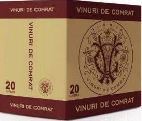 Розе де Комрат вино сухое 20 литров