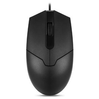 купить Mouse SVEN RX-30, Optical, 1000 dpi, 3 buttons, Ambidextrous, Black, USB в Кишинёве