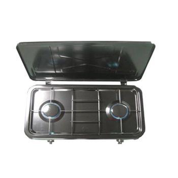 Настольная плита TORNADO NY-C55BL LPG