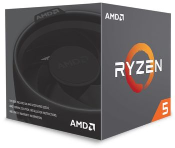 купить CPU AMD Ryzen 5 1500X (3.5-3.4GHz, 4C/8T,L2 2MB, L3 16MB,65W,14nm), Socket AM4, Box в Кишинёве