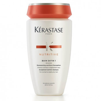 ШАМПУНЬ KERASTASE NUTRITIVE BAIN SATIN IRISOME_1 250ML