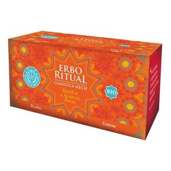 cumpără Gianluca Ceai Erbo Ritual Rooibos e Arancia Rossa Bio 2g N20 în Chișinău