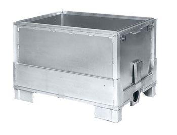 купить контейнер-ящик ZARGES - Retour складной ящик в Кишинёве