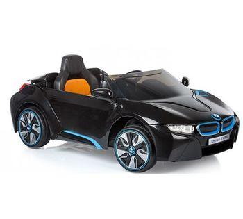 "Машина на аккумуляторе Chipolino ""BMW I8 Concept"" black"