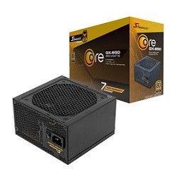 Power Supply ATX 650W Seasonic Core GX-650 80+ Gold