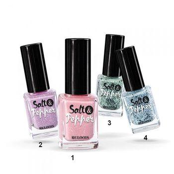 купить Летняя коллекция лаков для ногтей Salt&Pepper в Кишинёве