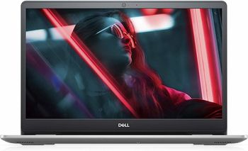 "NB Dell 15.6"" Inspiron 15 5501 Silver (Core i7-1065G7 12Gb 1Tb)"