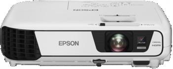 "cumpără WXGA LCD Projector Epson EB-W31, 3200Lum, 15000:1, WXGA (1200х800), LCD: 3 х 0.59"" P-Si TFT Яркий проектор для бизнеса и образования în Chișinău"