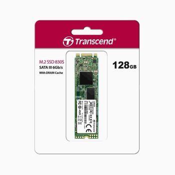 cumpără Solid-State Drive .M.2 SATA SSD  128GB Transcend în Chișinău