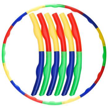 Обруч Хула Хуп d=76 см, пластик 416265 (3855)