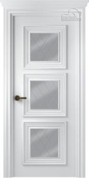 cumpără Usa PALATTO 3 emal alb cu stecla în Chișinău