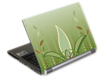 "G-Cube A4-GSE-17E Notebook Skin (Earth), for up to 17"" wide (skin pentru laptop/наклейка на ноутбук)"