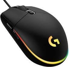 Игровая мышь Logitech G102 Lightsync, оптическая, 200-8000 dpi, 6 кнопок, симметричный, RGB, черный USB