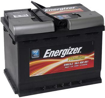 купить Energizer Premium 63 Ah в Кишинёве