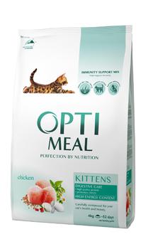 купить Optimeal для котят - курица ,10кг в Кишинёве