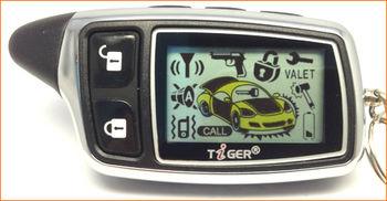 Автосигнализация Tiger ES-550