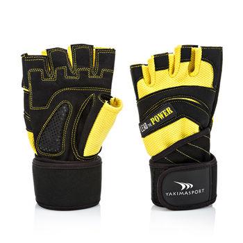 Перчатки для фитнеса M Yakimasport Pro 100357 (4844)