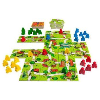 купить Настольная игра Carcassonne Junior в Кишинёве