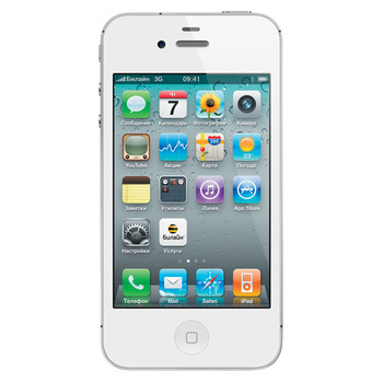 iPhone 4S 32Gb, Black