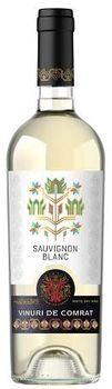 """Vinuri de Comrat Folclor """"Sauvignon Blanc""""  sec alb,  0.75 L"""
