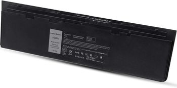 Battery Dell Latitude 12 7000 E7240 E7250 E7450 E7440 WD52H W57CV GVD76 HJ8KP J31N7 GHT4X 34GKR PFXCR 7.4V 5700mAh Black Original