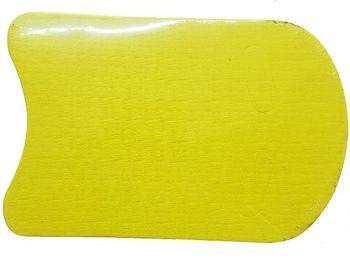Доска для плавания профи 44X29X2.5сm