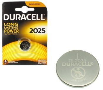 купить Батарейка Duracell Lithium 2025 в Кишинёве