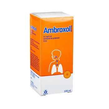 cumpără Ambroxol Sirop 15mg/5ml 100ml în Chișinău