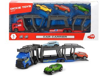 купить Dickie Игровой набор автовоз и 3 машинки в Кишинёве