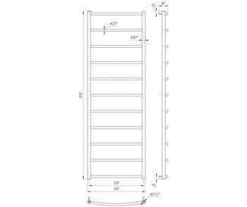 Классик HP 1550x530/500
