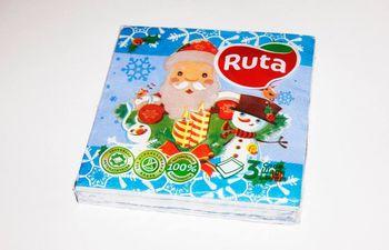 купить Ruta салфетки бумажные, 18 шт в Кишинёве