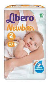 Libero Newborn 2 ( 3 - 6 kg) (70шт.)