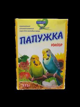 купить Корм Папужка Юниор для волнистых попугаев в Кишинёве