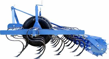 Культиватор для сплошной обработки почвы KSPS-4