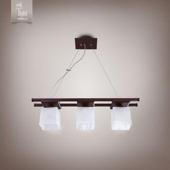 N&B Light Люстра Миллениум 14603-1 венге глянец