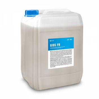 GIOS F9 Щелочное пенное моющее средство для мягких металлов 19 л