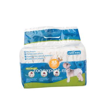 Nobleza подгузники для собак 12 шт / размер XS